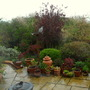 It's still raining