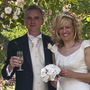 Our wedding photo's at Brampton Park sensory garden
