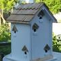 Big Birdhouse ready to put up...