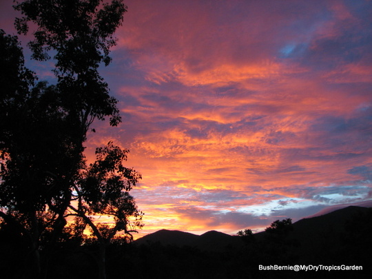 End-of-Autumn Downunder - Sunrise over the hills