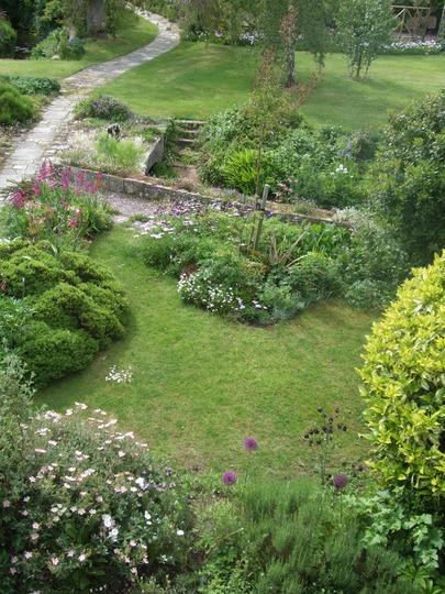 Part of front garden