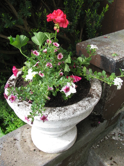 A front planter