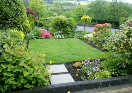 My Little Front Garden