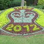 Jubilee bedding display