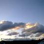 A Evening Sky in Late June