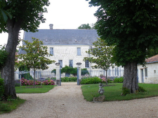 Our Chateau in our Village