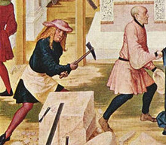 Bavarian Stonmason 1505