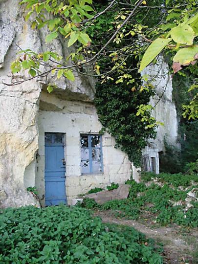 A Troglodyte Cave