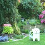 Thanks to Mark61 for sending BORIS THE BICHON planter  ;o)
