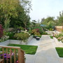 The 'After' garden