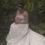 my bride in my garden