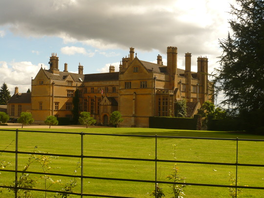 bitsford hall/house