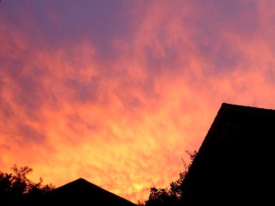 Sunset 20.10.12