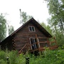 New Cabin, Back