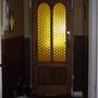 The new (old) hall door