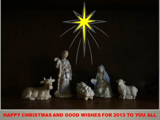 Happy Christmas to all GoYers...
