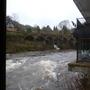 River Dee at Chainbridge Llangollen