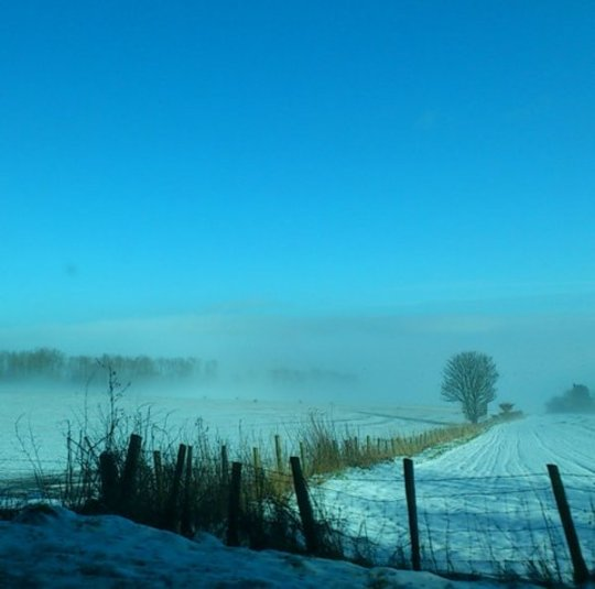 Beautiful morning in Yorkshire
