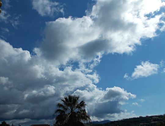 Todays sky........