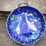 Bird bath mosaic..