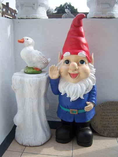 Gnoah The Gnome :o)