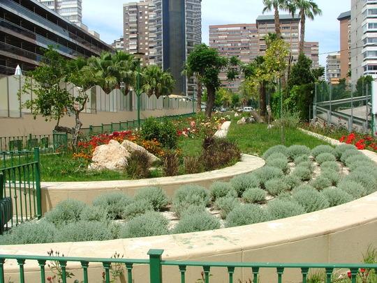 Benidorm comunity garden