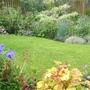 Centre of the garden today