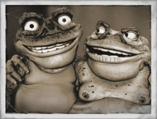 Toad-ally in Love!