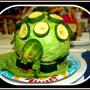 Veg turtle