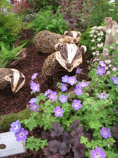 Garden Badgers