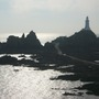 Corbiere light house Channel Island