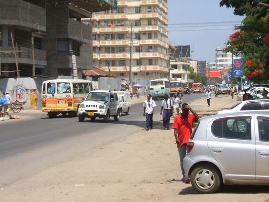 Dar es Salaam province of Tanzania (Africa)