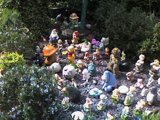 fairy garden 2007