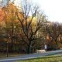 Riverside Park in Autumn, New York City