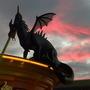 Meletsis Dragon From Cinderella  (Meletsis Dragon)
