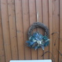 even the garden as got to have a decoration