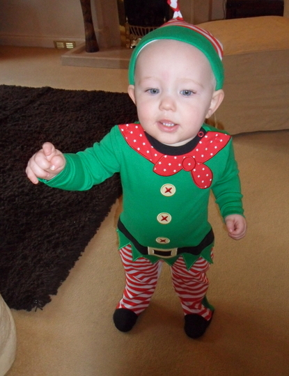 Riley the Elf xx