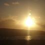 calm sun set..:-)