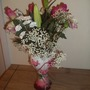 Beautiful flowers from a beautiful person !