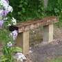 Rustic Bench 1
