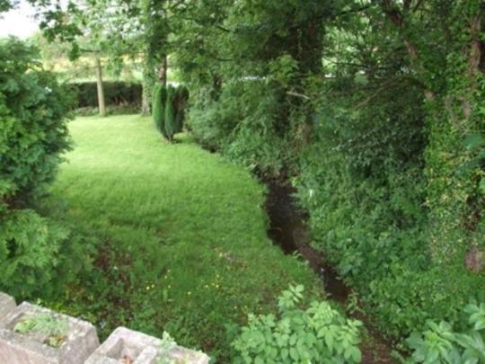 New Garden stream