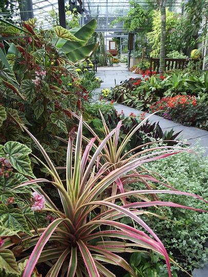 Floral Halls, Pittencrieff Park, Dunfermline, Fife