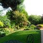 The side garden 31.07.14