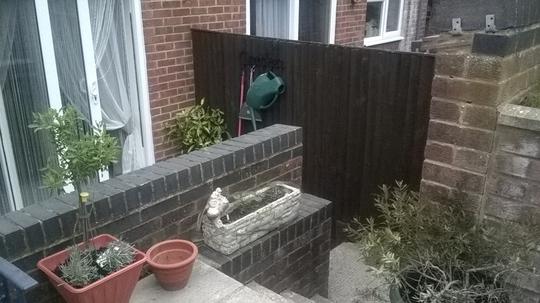 Garden View - Patio 1