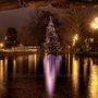 Christmas Tree 2014 Bourton under the bridge