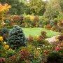 Upper garden in September