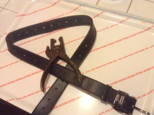 Recycle Your Old Belts