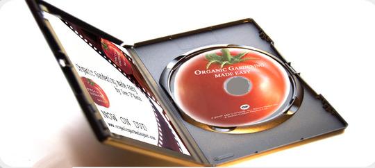 organic DVD