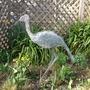 Eric; my chicken-wire heron