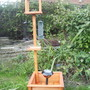 My new Bird Feeder Planter 07.08